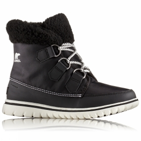 Sorel Sorel Womens Cozy Carnival Boot Black