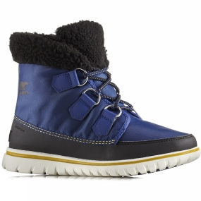 Sorel Sorel Womens Cozy Carnival Boot Aviation / Black