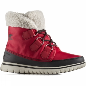 Sorel Sorel Womens Cozy Carnival Boot Candy Apple / Black