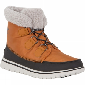 Sorel Sorel Womens Cozy Carnival Boot Caramel / Black