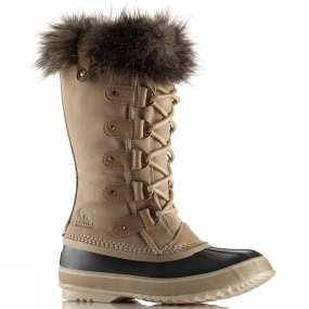 Sorel Sorel Women's Joan of Arctic Oatmeal / Winter White