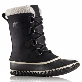 Sorel Sorel Womens Caribou Slim Black