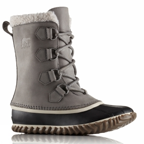 Sorel Sorel Womens Caribou Slim Quarry