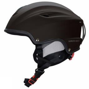 White Rock Vulcan Helmet Matt Black