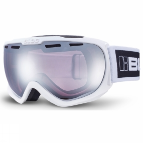 Bloc Bloc BOA Goggle Matt White/Light Purple Mirror Silver