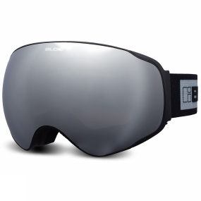 Bloc Bloc Evolution Goggle Matt Black/Silver