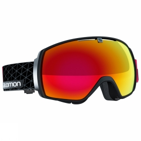Salomon XT One Goggles Black/Red