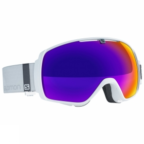 Salomon XT One Goggles White