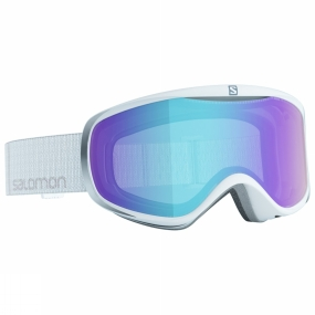 Salomon Salomon Womens Sense Photo Goggles White