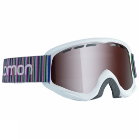 Salomon Kids Juke Goggles White