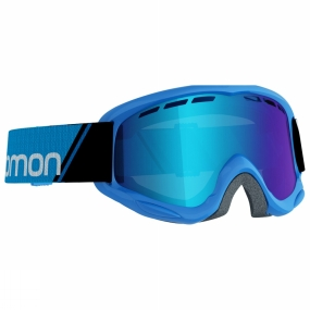 Salomon Kids Juke Goggles Blue