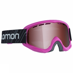 Salomon Kids Juke Access Goggles Pink