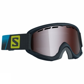 Salomon Kids Juke Racing Goggles Black