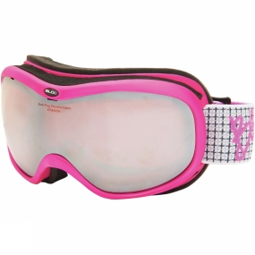 Bloc Drift Goggle Matt Pink/Vermillion