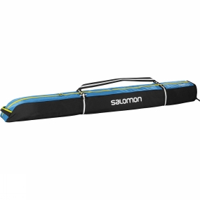 Salomon Extend 1Pair 165+20 Skibag Black / Process Blue