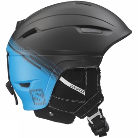 Salomon Ranger 4D Custom Air Helmet Black / Blue