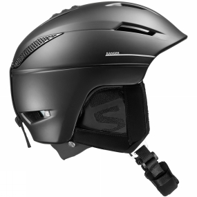 Salomon Mens Ranger 2 Custom Air Helmet Black