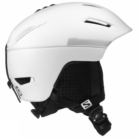 Salomon Mens Ranger 2 Custom Air Helmet White / Black