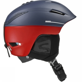 Salomon Salomon Mens Ranger 2 Custom Air Helmet Navy/Red