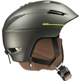 Salomon Mens Ranger 2 Custom Air Helmet Swamp