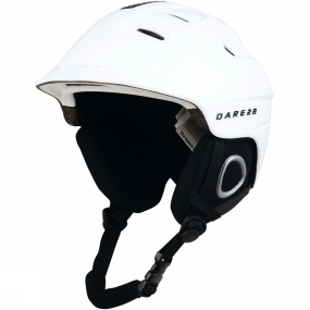 Dare 2 b Guarda Adult Ski Helmet White