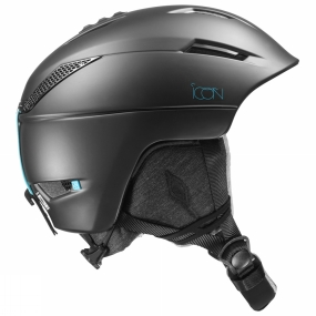 Salomon Womens Icon2 Helmet Black