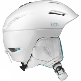 Salomon Womens Icon2 Helmet White