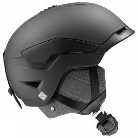 Salomon Womens Quest Helmet Black