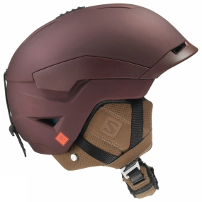 Salomon Womens Quest Helmet Pinot Noir