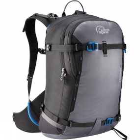 Lowe Alpine Descent 35 Rucksack Onyx review