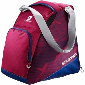 Salomon Salomon Extend Gearbag Beet Red/Medieval Blue
