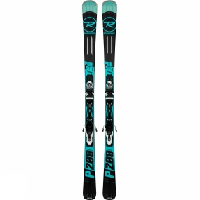 Rossignol Pursuit 200 Skis with Bindings BLACKBLUE review