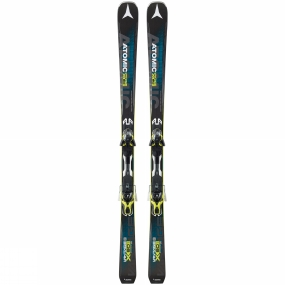 Atomic Vantage X80 CTI Skis With Bindings BlackBlue review