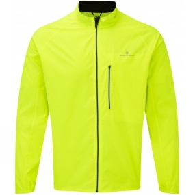 Ronhill Ronhill Mens Everyday Jacket Fluo Yellow