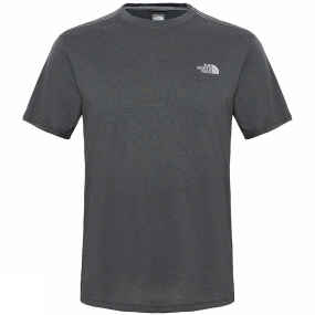 The North Face The North Face Men's Reaxion Amp Crew TNF Dark Grey Heather