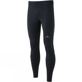 Ronhill Ronhill Mens Stride Stretch Tight All Black