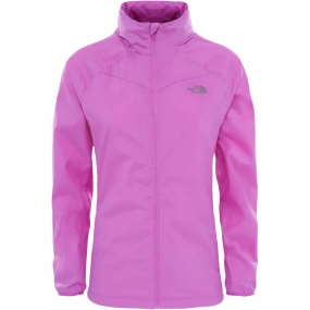 The North Face The North Face Womens Rapida Jacket Sweet Violet