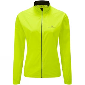 Ronhill Ronhill Womens Everyday Jacket Fluo Yellow