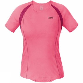 Gore Running Wear Womens Essential Lady Shirt