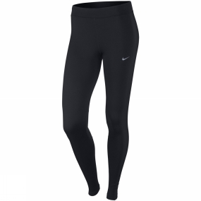 Nike Nike Womens Power Essential Running Tight BLACK/REFLECTIVE SILVER