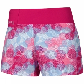 Gore Running Wear Womens Sunlight Lady Print Shorts