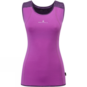 Ronhill Ronhill Womens Infinity Cargo Tank Thistle