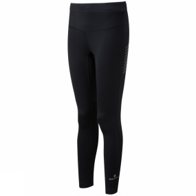Ronhill Ronhill Womens Stride Stretch Tights All Black