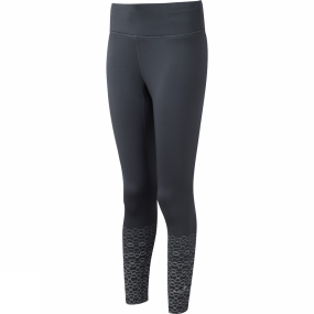 Ronhill Ronhill Womens Momentum Sirius Tight Charcoal