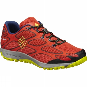 Columbia Mens Conspiracy IV Outdry Hiking Shoe Spicy / Zour