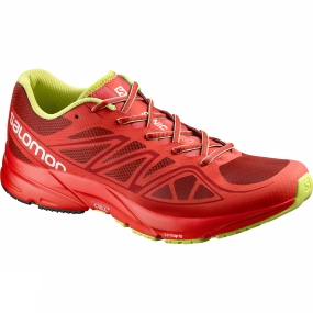 Salomon Salomon Men's Sonic Aero Brique-X / Radiant Red