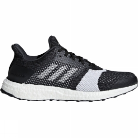 Image of Adidas Mens Ultraboost ST core black/ftwr white/carbon