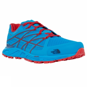 The North Face The North Face Ultra Endurance Shoe Hyper Blue/High Risk Red