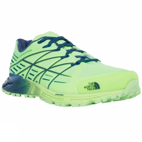 The North Face The North Face Ultra Endurance Shoe Power Green / Shady Blue