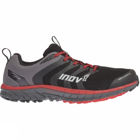 Inov-8 The PARKCLAW™ 275 GTX is the perfect shoe for runners wanting to run on paths and trails, or those looking to make a transition from road running to trail running. It performs superbly on both terrains, and features an aggressive outsole for increased grip. Utilizing GORE® Invisible Fit Technology, featuring the GORE-TEX® membrane, ensures that the PARKCLAW™ 275 GTX keeps feet dry and comfortable in the foulest of road-to-trail running conditions.